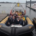 People First Speed Boating Trip